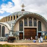 L'église Sainte Marie de Sion à Axum