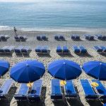 Monterosso est aussi une station balnéaire prisée des Italiens