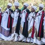 Les cérémonies orthodoxes s'accompagnent de danses rituelles