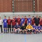 Finalteams Panne Bartels - Turbine Krottorf