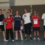 1. Platz: Mann/Nielsen (Krottorf)  2.Platz: Jockel (Gröningen)/ Nicolai (Sommersdorf)    3. Platz: Buchholz R.(Gunsleben)/ Müller(Sommersdorf)