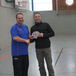 Bester Torschütze Jens Freise (Ummendorfer SV)