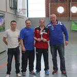 1. Platz Ummendorfer SV (Alte Herren)