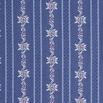Edelweisstoff Baumwolle Barchent Jeansblau