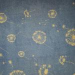 Musseline Blau, Pusteblume Weiss