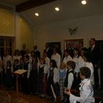 Der kleine und große Stötten-Chor