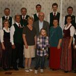 Familie Feichtlbauer mit Sieglinde und Johann Sieberer