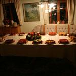 Kuchenbuffett von Hermine Rizzoll.