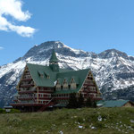Prince of Wales Hotel im Waterton National Park