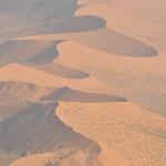 Sossusvlei Dünen von oben