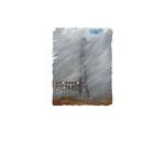 Pigmentdruck 29 x 37,5cm, Motivgröße ca. 12 x 17cm auf 300g/qmHahnenmühle