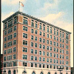 Postcard 1 of the Historic 1910 Lincoln Building
