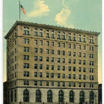 Postcard 2 of the Historic 1910 Lincoln Buidling
