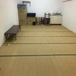 小稽古場兼宿泊部屋(小)15畳