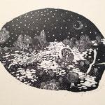 粘菌の森ー冬ー