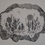 石の記憶の森