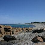 La côte d'ajoncs Bretagne