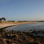 La plage des Dunes Bretagne