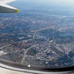 Stockholm aus der Luft