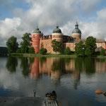 Ein letzter Blick auf das schöne Schloss Gripsholm
