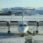 Flughafen in Bodo