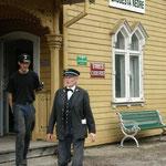 Lägästa Bahnhof