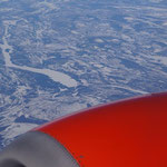 Flug Kirkenes / Oslo