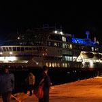 Hurtigruten Schiff MS Trollfjord