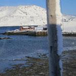 Hinfahrt zum Nordkap