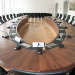 Stadt Bamberg - Rathaus Großer Sitzungssaal, Kooperation mit Hochbauamt, 2008