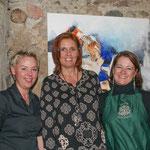 Inhaberin Monika Pirchmooser, Magdalena Eder, Eva Hovakova (Foto B.Peintner/BB Kitzbühel)