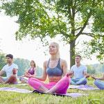 Yoga à la ferme