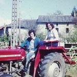 Martine, Jean-Pierre et le nouveau tracteur (1972)
