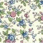 cod. 210 fiori azzurri viola