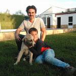 COCO, adoptado en Huelva.