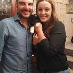 ORIANA, adoptada en Montequinto (Sevilla).