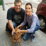 MILA-Adoptada en Barcelona.