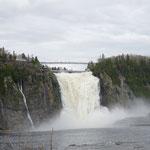 Montmorency Wasserfall