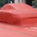Porsche by Pipilotti Rist