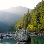天川 Ten kawa river