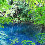 十二湖 Juni-ko ,in Aomori