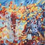 """""""Der Kaleidoskopismus"""" - Ausstellung von Harald Reiter 2.3.-1.4.2012"""
