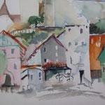 Freie Maler - Gemeinschaftsausstellung des ASZ Altstadt im Gewölbesaal - Okt 2012