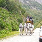 Gotthard Postkutsche