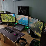 Newest Setup picture (May 2019)