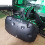 HTC-Vive VR-Headset