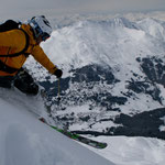 Freeriding, Parpaner Rothorn