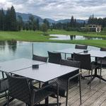 Golfrestaurant in Westerndorf