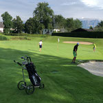 Golfplatz Kap... wow das isch en schöne Platz