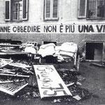 Ospedale Psichiatrico San Giovanni - Trieste 1973 - ffotografia di Gian Butturini